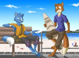 Good times by Pelboy