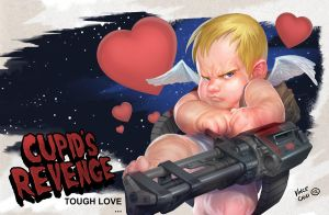 Cupid: Modern Warfare by kidchuckle
