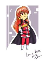 Chibi invasion 7- Lina by TheOtherShiroki
