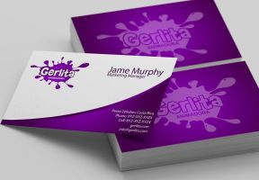 Quanlity Business Card Designs - logodesignbizz by logodesignbizz