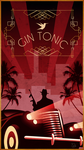 Gin Tonic Poster by WesternSpice