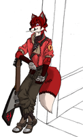 the Scout for Team Fortress 2 by escofal