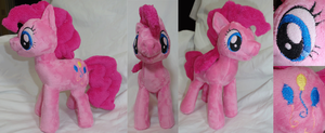Bidoofed's Pinkie Pie! by Cryptic-Enigma