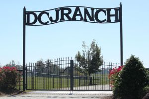 Entrance to DCJ Ranch by Rjet33