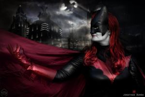 Batwoman - New 52 - DC Comics by MixUpCosplay