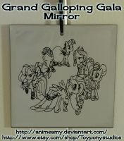 Grand Galloping Gala Mirror by AnimeAmy