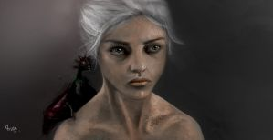With Fire and Blood by SalReaper666