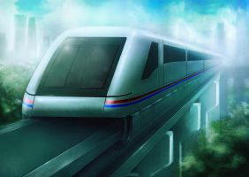 Maglev by wacko27