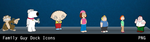 Family Guy Dock Icon by lethalNIK-ART