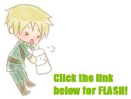 :APH: I like you - FLASH by s-a-n-d-y