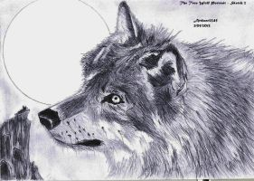 The True Wolf - In times of distress by ArthasElric