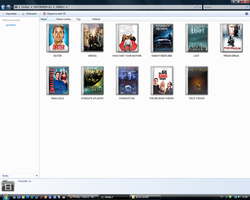 My TV Series folder preview by sheppii