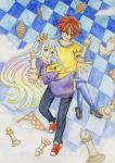 No game No life (Blank) by Dawnie-chan