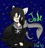 Jade Harley by NickTheWitch