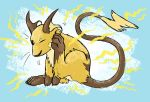 Day16- Raichu by TwodeeWeaver