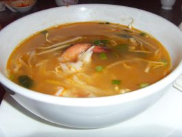 Prawn Noodle by Gexon