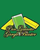 Pan Galactic Gargle Blaster by boxlesssketch