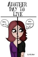 Book 2 Cover 'Another Day To Live' by lonely-in-winter