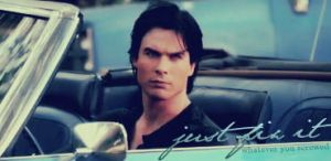 Damon Salvatore Signature by McOlussska