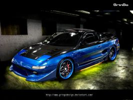 Toyota mr2 by gringodesign