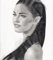Megan Fox by FranktHeTanK4
