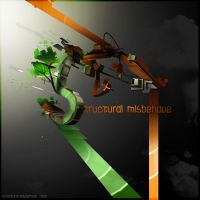 Structural Misbehave by inde-blokcrew