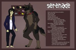 Serenade Reference 2011 by TaintedAzaelia