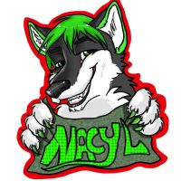 Badge Commission for Nacyl by Kneel4Loki13