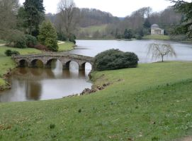 Stourhead Wiltshire by WhirlingBlue