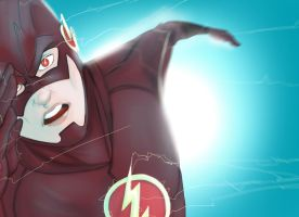 8/30 - Enter The Speed Force by RoboTheHoobo