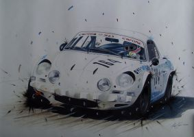 Alpine A110 by klem