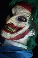 Joker New 52 Cosplay by Grecia Villar by PrincessOfCrime