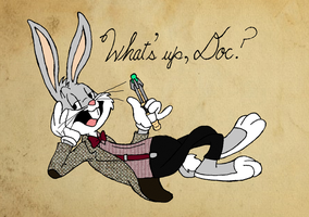 What's up, Doc? by ChrysophylaxCreates