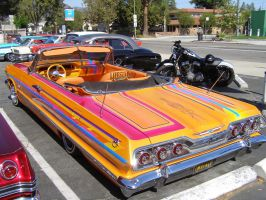 63 Impala Lowrider by Jetster1