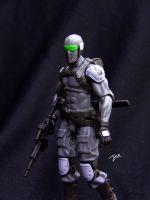 G.I.JOE SNAKE EYES 02 by wongjoe82