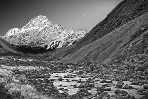Mt Cook 2 by CoolQuark