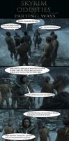 Skyrim Oddities: Parting Ways by Janus3003