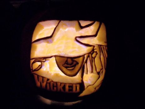 Wicked Pumpkin by SakuraGirl31