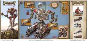 Heavy Steam by Monkey-Paw