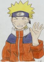 Naruto by Peace-love-frogs