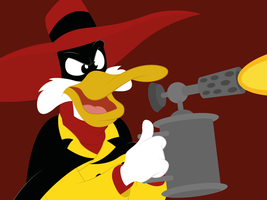 Negaduck (Third Drawing) by Alex2424121
