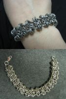 Beez to Butterflies Chainmail by chromegoddess
