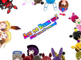 Ask or dare us!!! Fnaf family!!! xUpdated!x by Liza-Lunashine