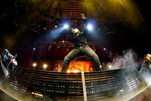 Slipknot - Acer Arena 2 by geeewocka