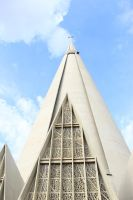 Catedral maringa by Henrique-Rozada