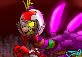 (SPOILERS!!!) King Turbo Cybug by Weevmo