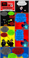 Whose Comic Is It Anyway: Hollywood Director by BluebottleFlyer