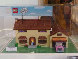 The Simpson House by Legodecalsmaker961