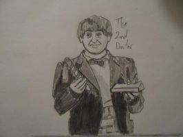 The Second Doctor by J-Edgar-Pinkerton