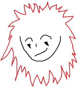 Axel Doodle by 69xbuttonsx69